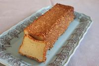 Cake - Soleil Bleu