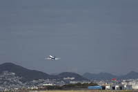 ITM - 2 - fun time (飛行機と空)