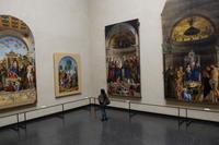 アッカデミア美術館のベッリーニ - カマクラ ときどき イタリア
