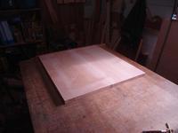 700×780mmテーブル 3台製作 完成 - KAKI CABINETMAKER