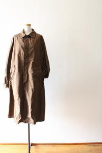 SCYE BASICSの高密度タフタバルマカーンコートとYAECAのテーパードスリムデニムを買取入荷しました - retore吉祥寺のブログ     ブランド古着の買取・販売