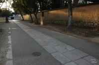 奈良市 塀と石畳 - ぶらり記録(写真) 奈良・大阪・・・