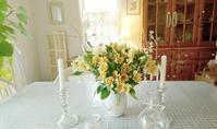 卒業式と花のある暮らし - 花とフラと好きなものに囲まれて…♪