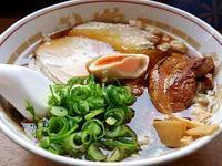 喰海@尾道 ★ (特製 炙り角煮ラーメン) - 麺ある記 山陰 ~ラーメンの旅~