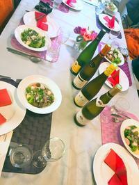 2月「アルザス料理レッスン」レポ! - mahoのテーブルから