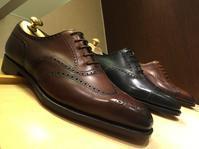 物欲レーダーが反応!EDWARD GREENが欲しいマジェの気持ち。。 - 日本橋三越2F 靴修理・靴お手入れ工房スタッフの日常(シューリペア工房)