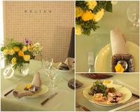 春のおもてなし - RELISH ~日々を愉しむエッセンスとテーブル 時々パーティー~