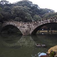 北部九州旅行4日目:諫早眼鏡橋 - 原付で九州一周