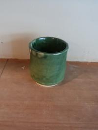 湯飲みです。 - 陶芸教室 なすびの花