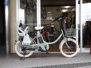 子供のせ付き電動アシスト自転車を手に入れたら練習を! - 246(玉川通り)沿いの自転車店 CROWN CYCLEのブログ