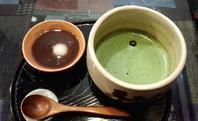 抹茶 - お昼ごはんはパフェ (お昼ごはんはモーニング?)