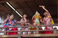 佐義長祭りの踊り。。。 - DAIGOの記憶