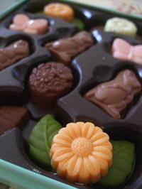 ピーターラビットのチョコレート - K's Sweet Kitchen