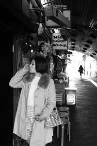 えりちゃん16 - モノクロポートレート写真館