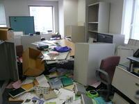 2011年3月11日東日本大震災から早6年 - 蔵カフェ「飯島茶寮」