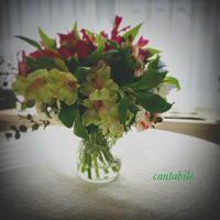 ナチュラルブーケ♪ - cantabile♪歌うように暮らしをつむぐ