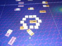 バンダイ「宇宙戦艦ヤマト」よりシナリオ「カッシーニの攻防」をソロプレイ④ - マイケルの戦いはまだまだ続く