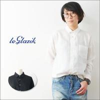 LE GLAZIK [ル グラジック] LINEN CLOTH SHIRTS [JL-3614KLS] LADY'S - refalt   ...   kamp temps