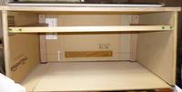 PC台に棚板追加~ - まほろば ・・・・・手作り基地