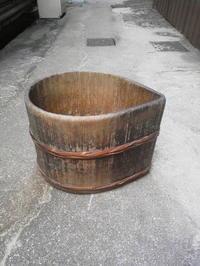 雫型の桶 - あいろく