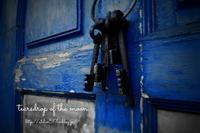 *幸せの青い扉* - 心写心癒  ~心の鏡~