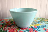 Fire King mixing bowl - My vintage life in LA