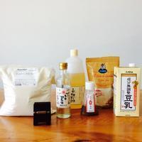ダンチのパン教室で使ってる材料 - 福岡で自家製酵母のパン教室をはじめました/ Danchi ダンチ