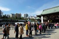 大阪散歩  天満~船場  2017.03 - もぐらの散歩道