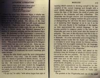 アストンの『日本文学の歴史』 第6巻6章  6.本居宣長 - 鈴の音