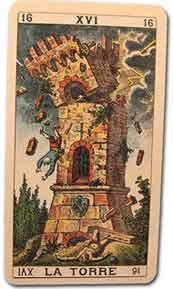 魔女の「タワー」に対抗する「トランプさんの審判」?! - 「つかさ組!」