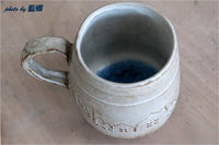 街並み マグカップ - 藍の郷