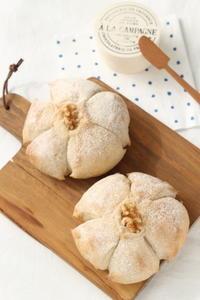【満席】BREAD LESSON 4月のお知らせ - パンとアイシングクッキー、マシュマロフォンダントの教室 launa