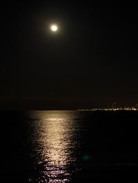 別府湾の月 - Azzurro Nuvola