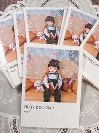 ミニ写真集出来ました♪ - rubyの好きなこと日記