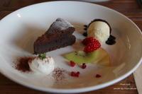 Gateau Chocolat - 静かな時間
