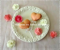 ホワイトデーに・・春色マカロン☆ - パンのちケーキ時々わんこ