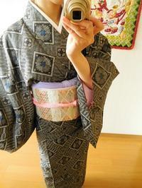 泥大島 - eri-quilt日記2