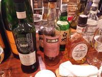 【重大発表あり】 ビストロでウィスキーを飲んできた (ウィスキー編) - 大阪ダメダメ団 副団長のブログ