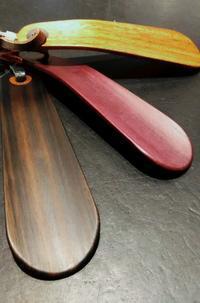 最近人気の「木製靴べら(シューホーン)」プレゼントにおすすめです! - 銀座三越5F シューケア&リペア工房<紳士靴・婦人靴・バッグ・鞄の修理&ケア>