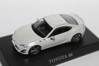 1/64 Kyosho TOYOTA AREA86 Limited TOYOTA 86 - 1/87 SCHUCO & 1/64 KYOSHO ミニカーコレクション byまさーる