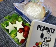 3月9日 ミートオムレツのサンドイッチ弁当 - *500ml弁当*
