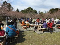 田代の桜牧場桜まつりでした^^ - 柴まみママの大多喜便り