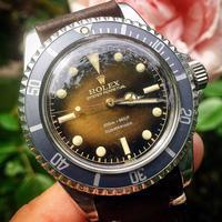 """Tropical"" - Vintage-Watch&Car ♪"