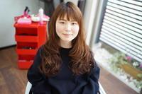 写心美容家の守部君からのご紹介のお客様part2、デジタルパーマでふんわり華やかにです(≧▽≦) - 浜松市浜北区の美容室 SKYSCAPE(スカイスケープ) 店長の鶸田(ひわだ)のブログです