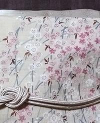 桜帯  - 月下逍遥