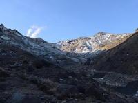 三俣山へパトロール - 休日登山日記