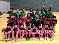 フットサル練習試合 - 横浜ウインズ U15・レディース