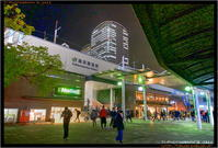 海浜幕張駅前散歩 Part 1 - TI Photograph & Jazz