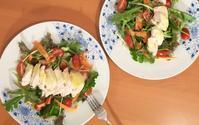 ダイエット部のチキンサラダ。 - ロンドンの食卓