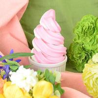 たきもと春まつり第一弾「とちおとめソフトクリーム」 - 登別温泉 第一滝本館 たきもとブログ